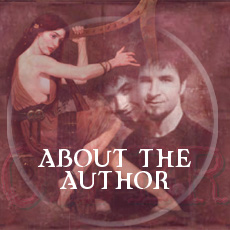 BROM - ABOUT THE AUTHOR